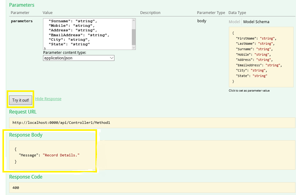 Swagger in Microsoft Dynamics 365 Web API – Inkeysolutions